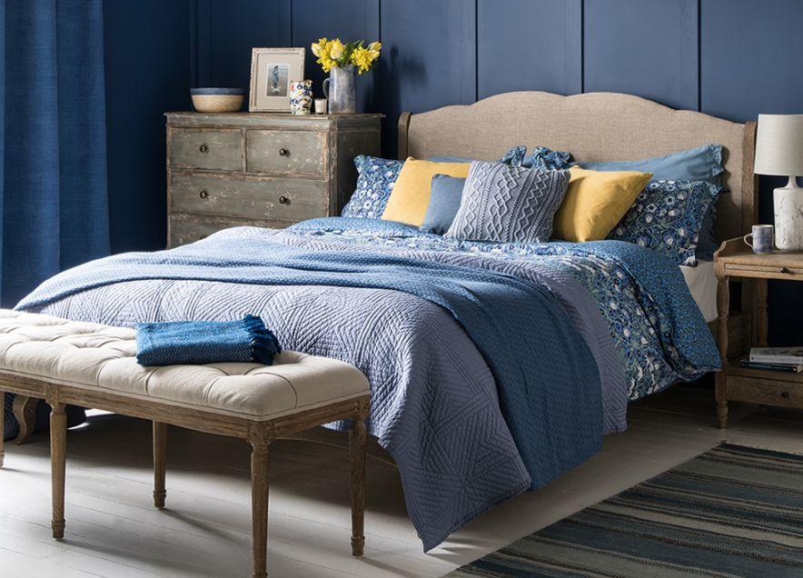 اللون-الأزرق-أفضل-الألوان-لغرف-النوم