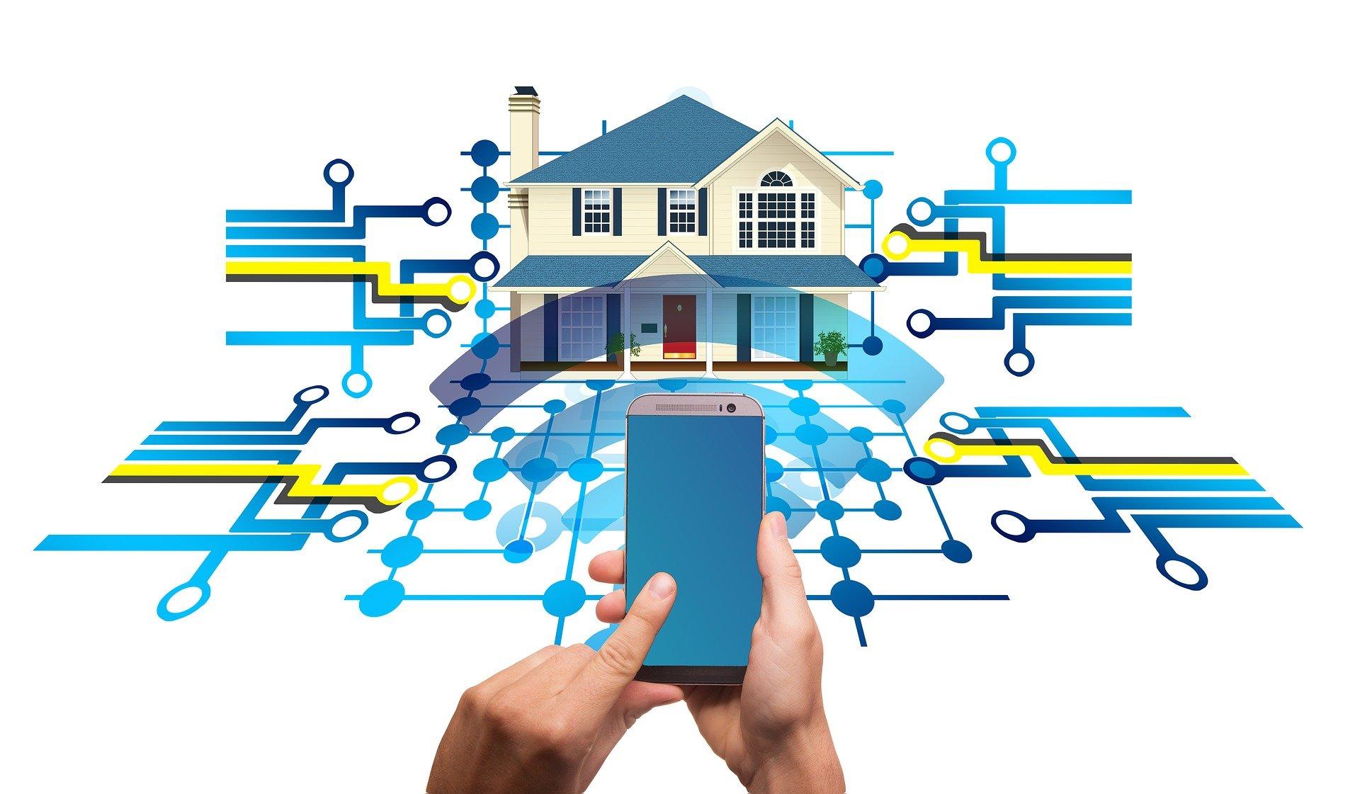 مستقبل المنازل الذكية - كيف تعمل المنازل الذكية؟
