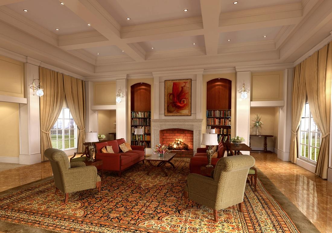 أنماط التصميم الداخلي للمنازل