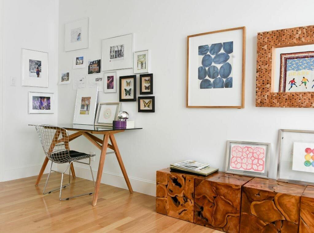 أفكار سريعة تساعد على تصميم ديكور مكتب منزلي