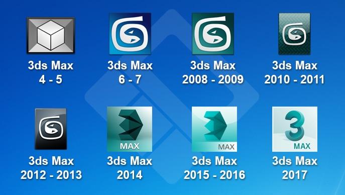 تاريخ برنامج الماكس 3ds Max وتطورة