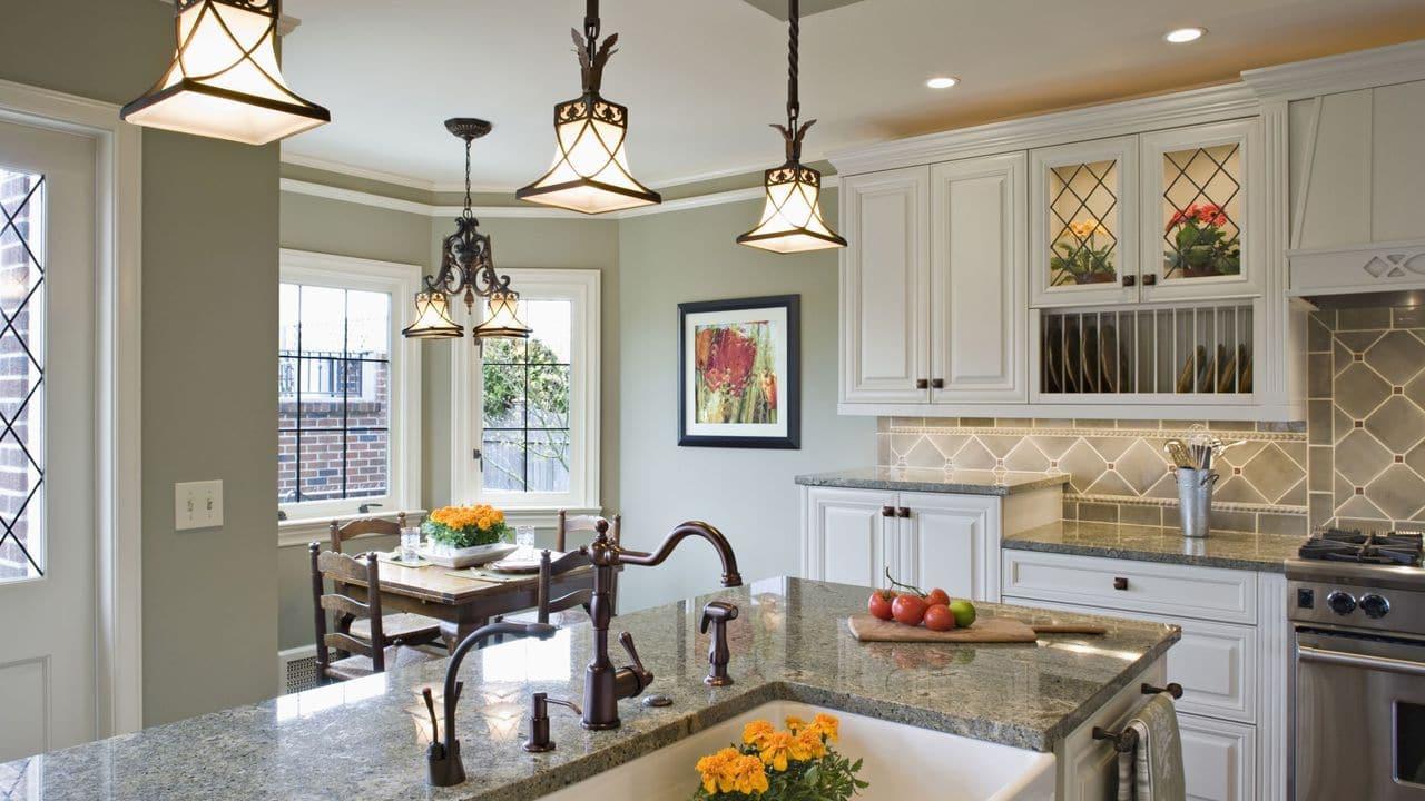 تصميم مطبخ في مساحة صغيرة