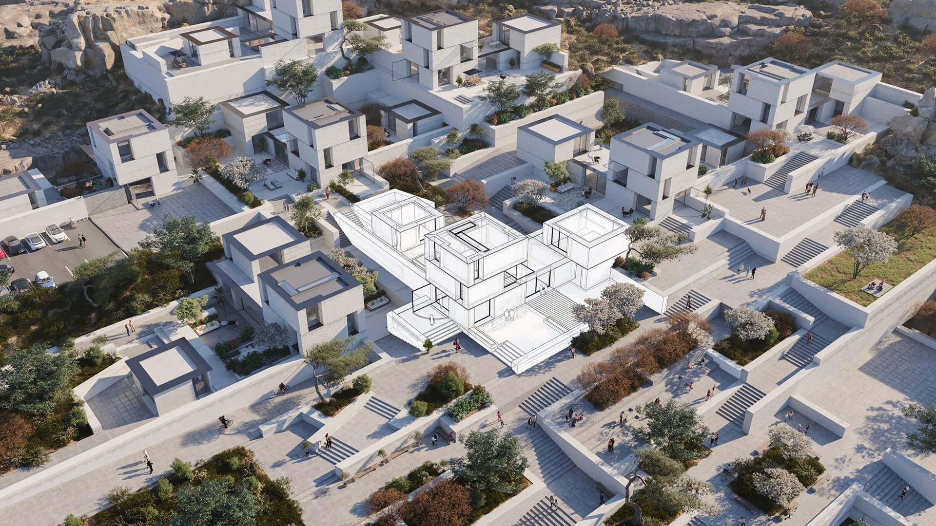 مزايا برنامج سكتش اب : برنامج عملي في مشاريع التخطيط : Urban-Planning