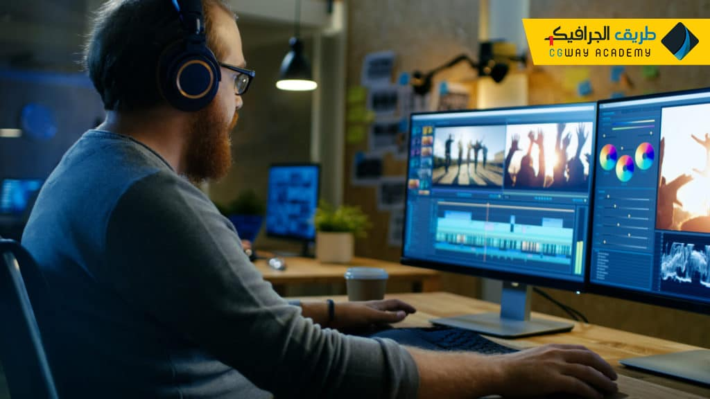 افضل البرامج لمجال المونتاج وتحرير الفيديو والمؤثرات Video Editing