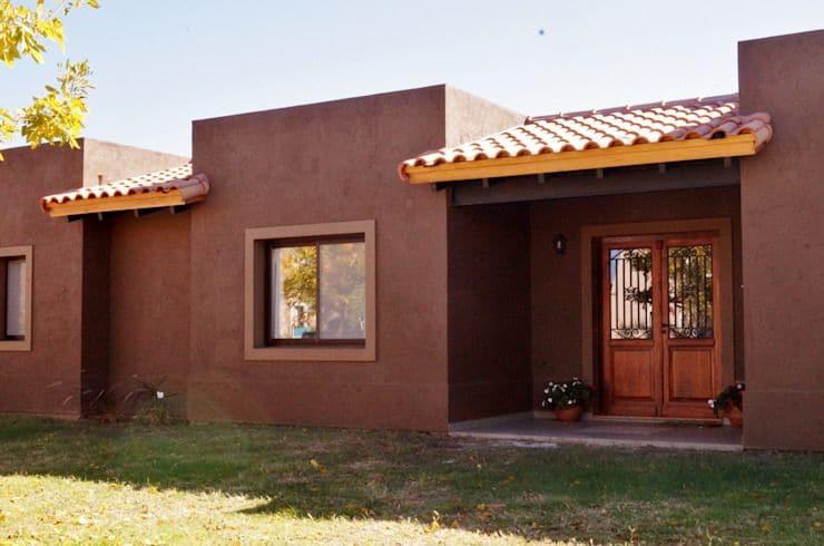 تعرف على المنازل الريفية و تصميمات من وحي الطبيعة