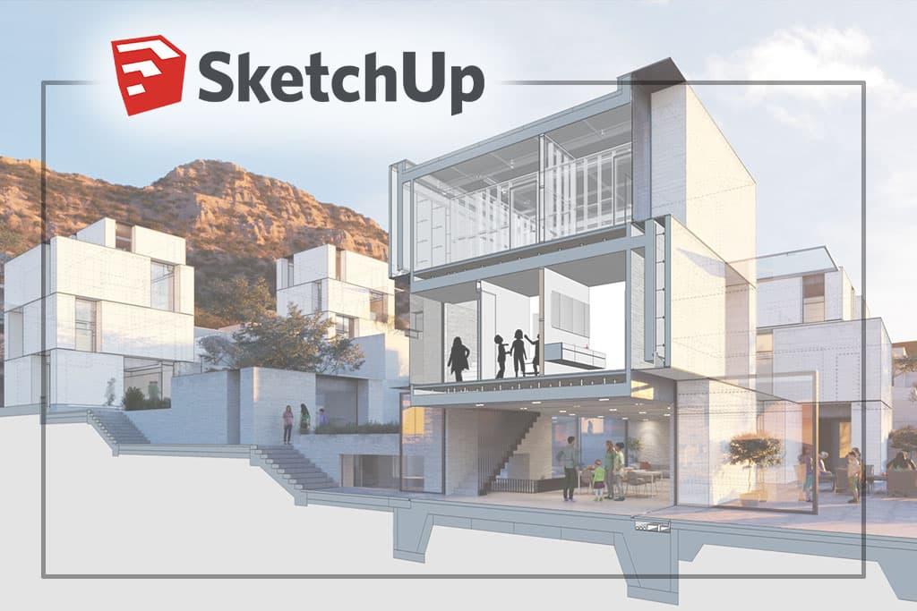 برنامج اسكتش أب SketchUp