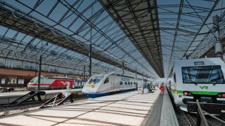 أساسيات تصميم السكك الحديدية