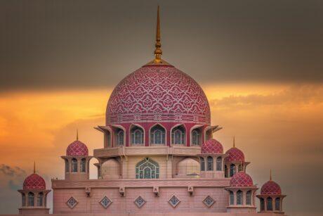 تصميم المساجد الداخلي والخارجي