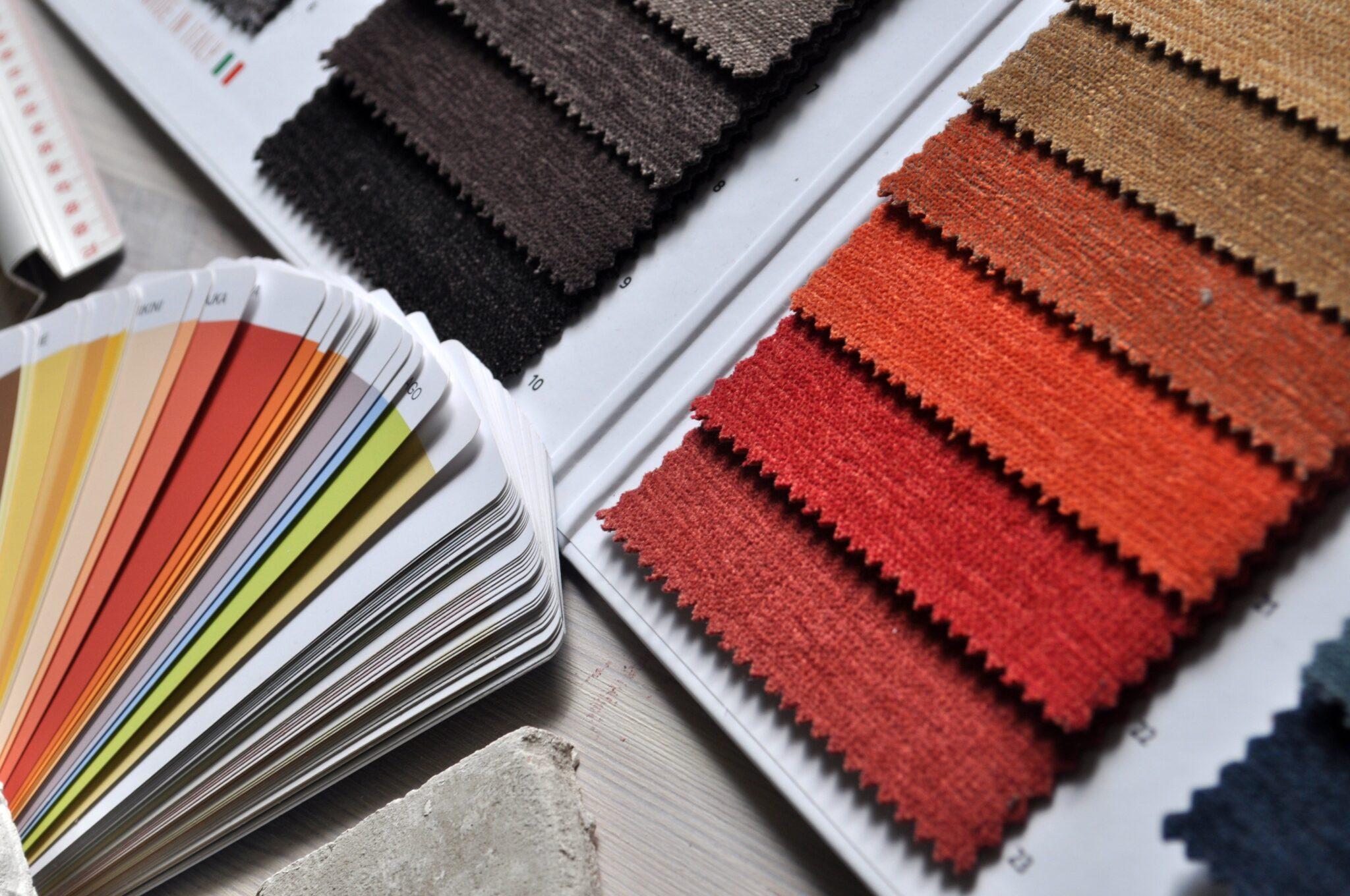 أهمية الألوان في التصميم الداخلي