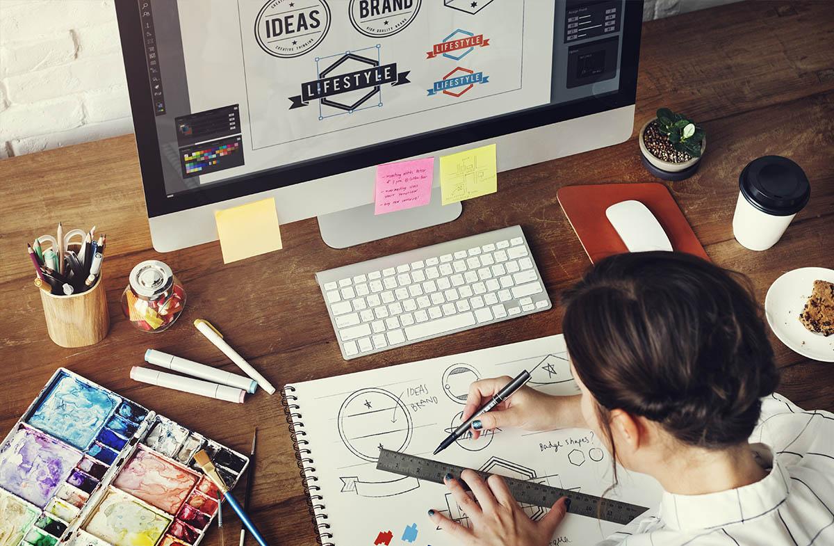 مجالات العمل في تصميم الجرافيك