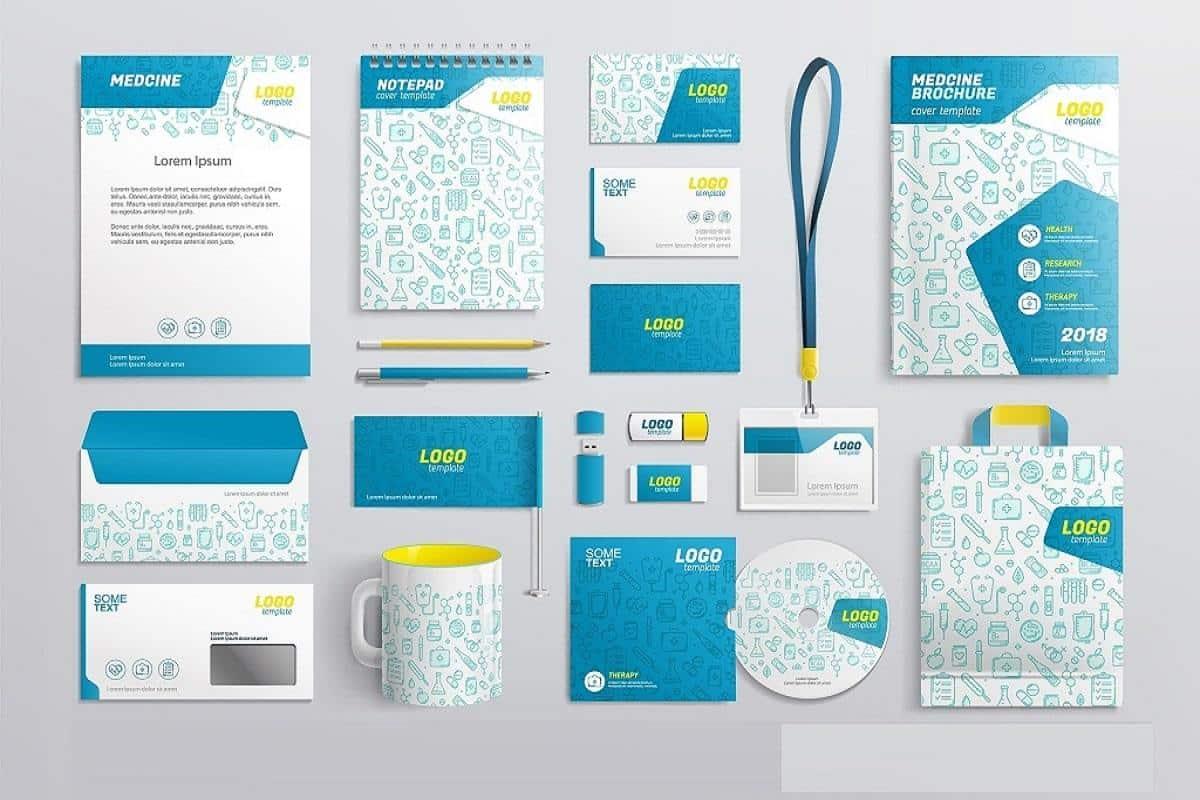 تصميم العلامة التجارية العناصر المكونة لهوية العلامات التجارية كيفية تصميم العلامة التجارية والهوية والشعار؟