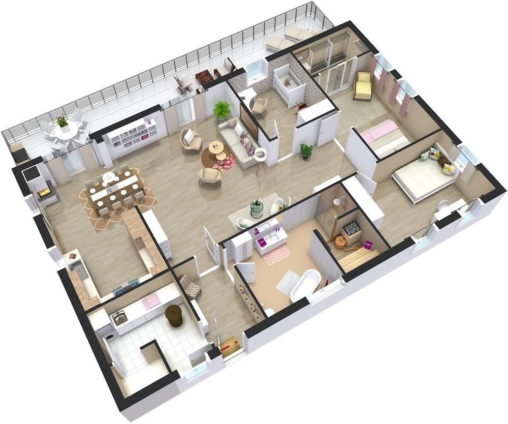 تصميم منزل كيفية تصميم منزل عبر الإنترنت