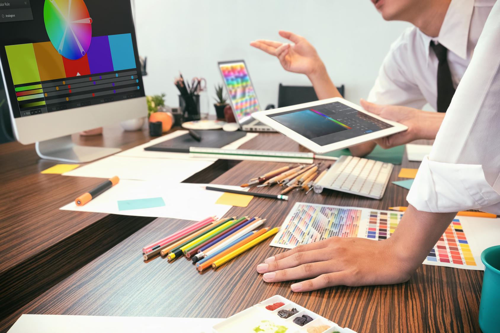 العمل في مجال التصميم الداخلي