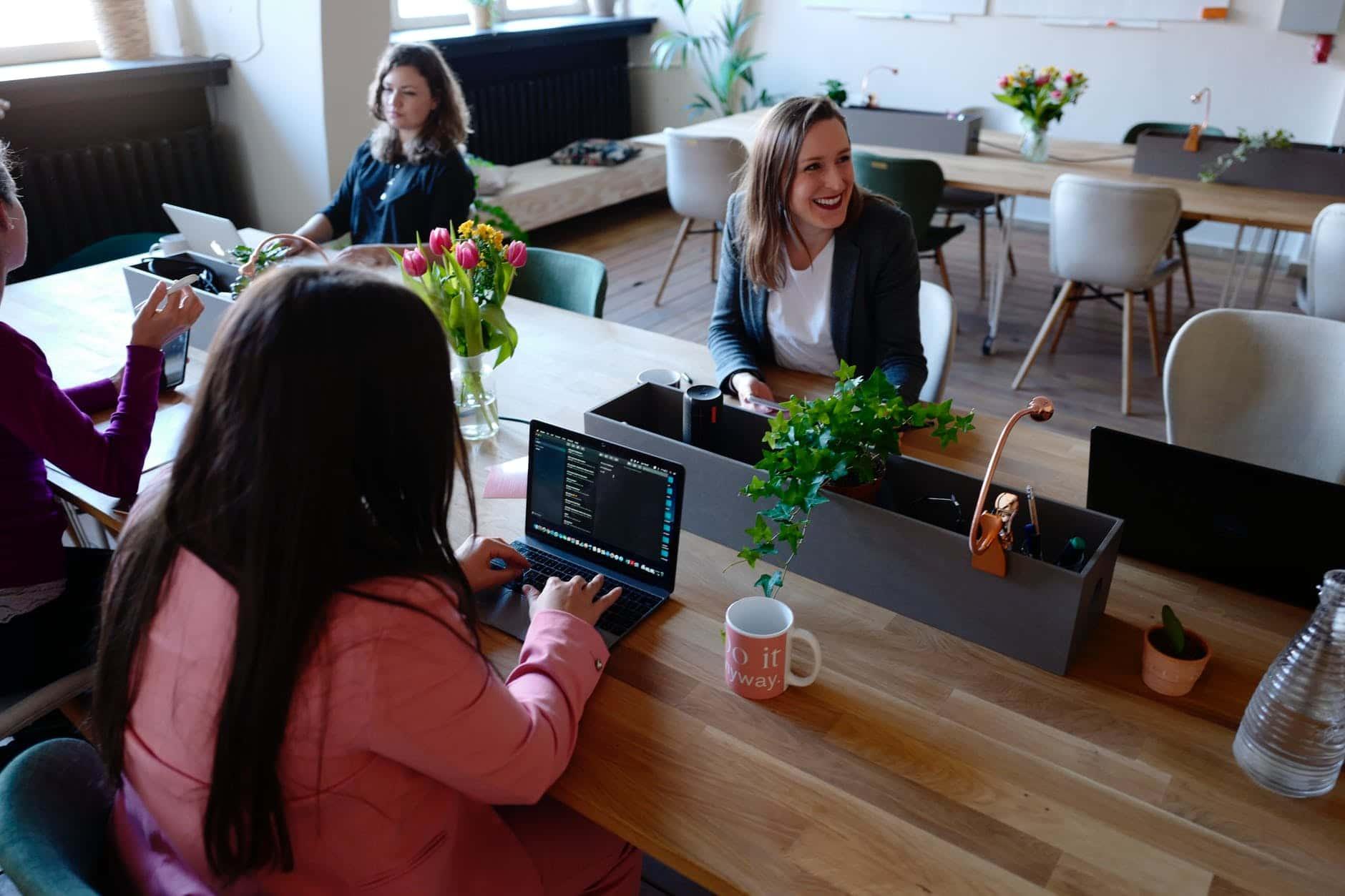 التصميم الداخلي في المكاتب