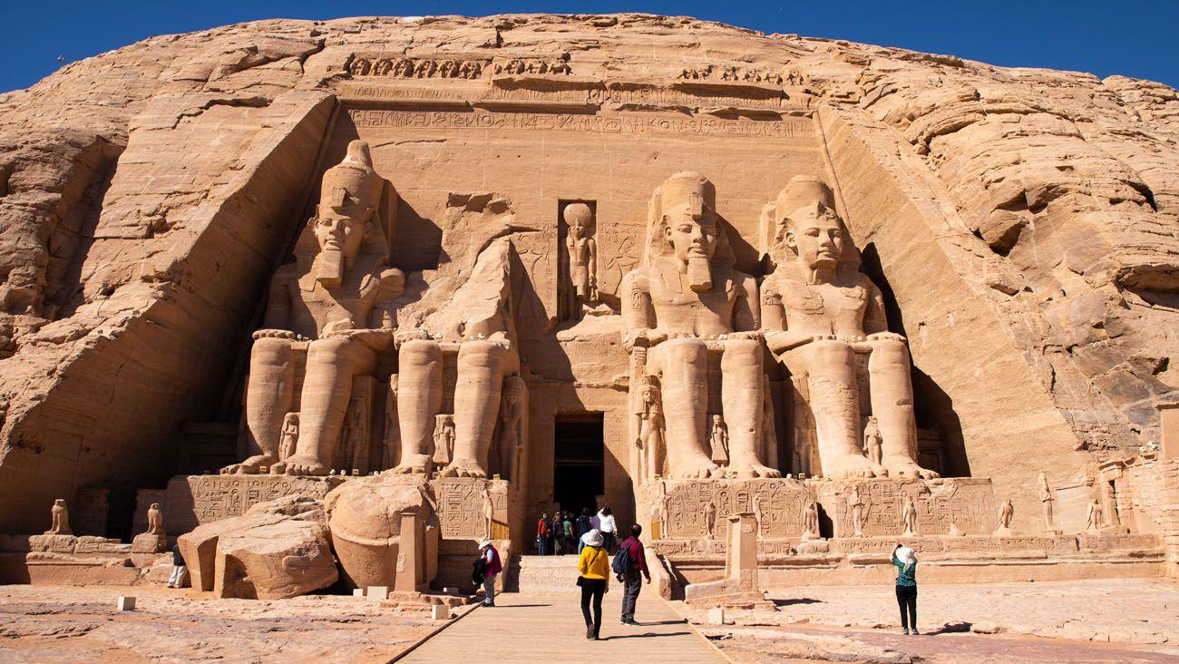 العمارة في مصر القديمة