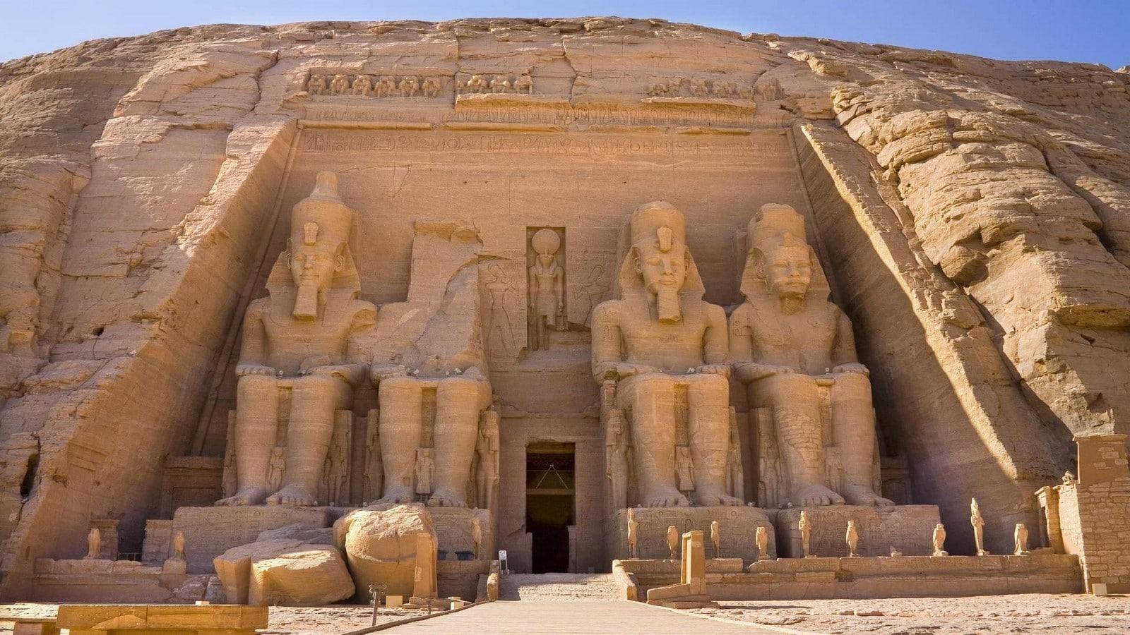 العمارة في مصر القديم