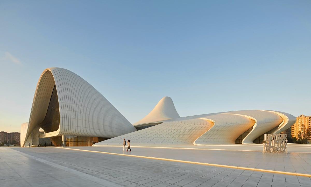 مباني معمارية