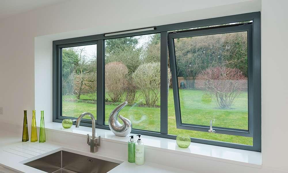 التصميم الداخلي لنوافذ المنزل